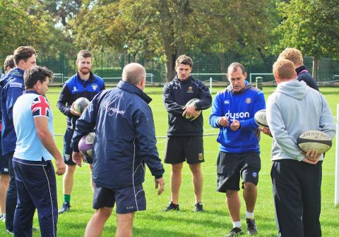 19th Annual National Prep Schools' Rugby Coaching Conference, 11 October 2018