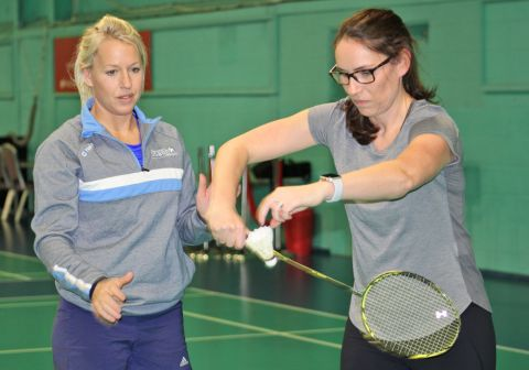 Dynamic Badminton Coaching & Teaching