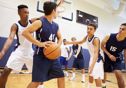 Teaching & Coaching Basketball in Schools with Alan Keane