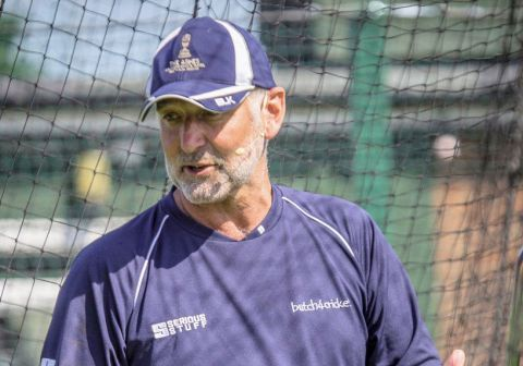 Contemporary Cricket Coaching with Ian Burtcher