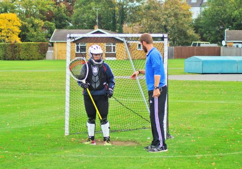 England Lacrosse Teachers' Coaching and Umpiring Award