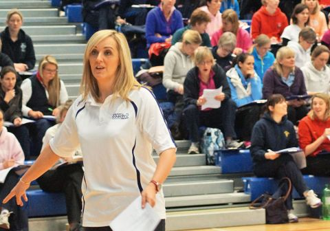 Netball Coaching Masterclass with Tracey Neville