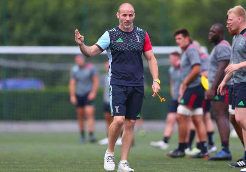Building a High Performance Rugby Environment  with Paul Gustard