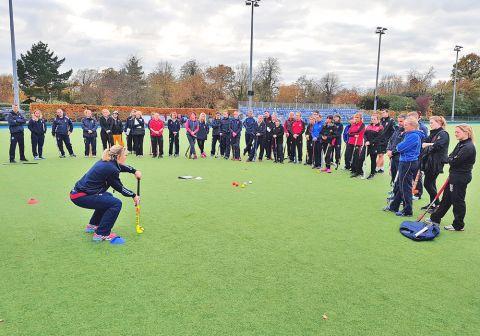 Prep Schools' Hockey Coaching Conference 8 November 2018