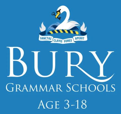 Bury Grammar School logo
