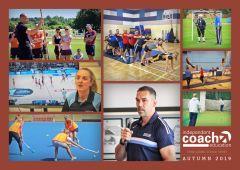 Courses Brochure Autumn 2019 cover