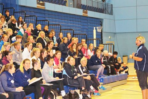 Eighth Annual National Prep Schools' Netball Conference