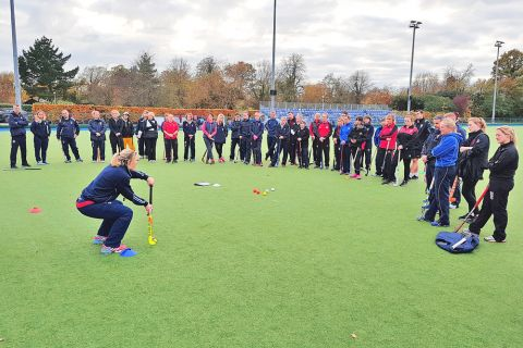 Prep Schools' Hockey Coaching Conference 8 November 2018