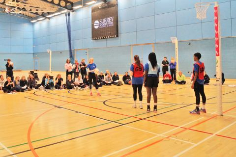 Thirteenth Annual National Schools' Netball Coaching Conference