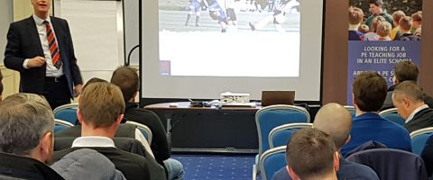 Building Sustainable Success in School Football Conference