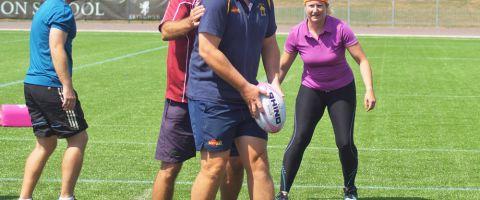 Intermediate Rugby Coaching