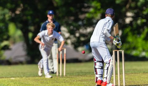 Cricket Coaching and Umpiring for Inexperienced Coaches with Richard Skyrme