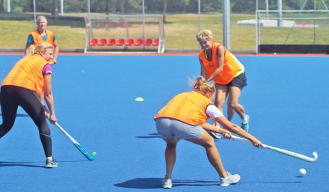 Advanced Hockey Coaching with Matt Taylor