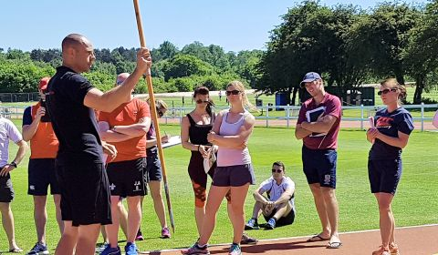 Teaching & Coaching Athletics in Schools with Dean Macey