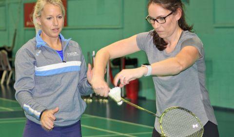 Dynamic Badminton Coaching & Teaching