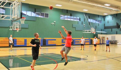Introducing and Developing School Basketball
