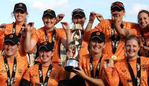 Hard Ball Cricket for Girls with Charlotte Edwards CBE