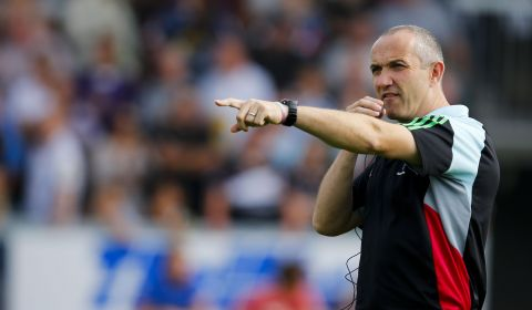 Developing a Winning Rugby Structure with Conor O'Shea