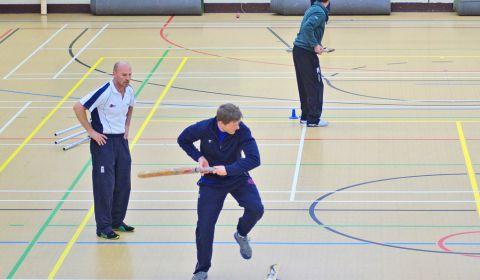 Cricket Coaching & Umpiring for Beginners