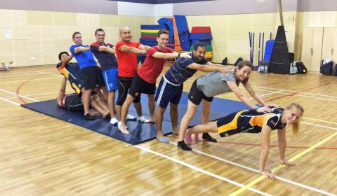 British Gymnastics - Skills for Secondary Schools
