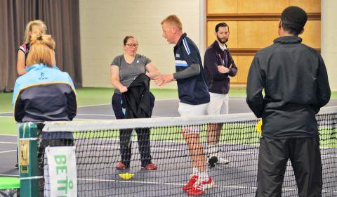 The ISTA Certificate in Coaching School Tennis