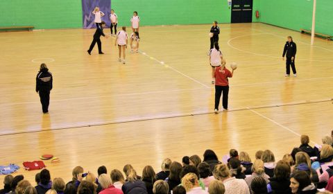 Netball Coaching for Beginners