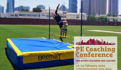 PE Conference, Sherborne School, Doha Qatar - February 2020