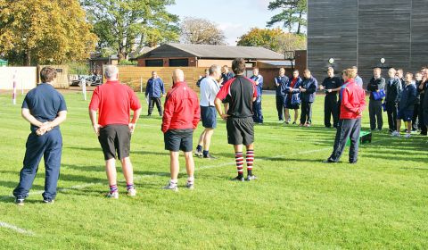 RFU Teacher Licence: New Rules of Play