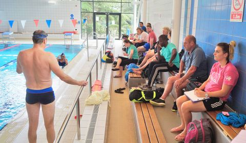 Teaching Children to Swim with Nick Gillingham