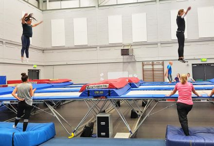 British Gymnastics Teachers' Award for Trampolining: Level One