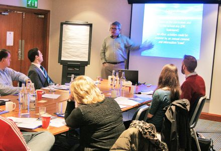 Educational Visits Coordinator Training: Update Course