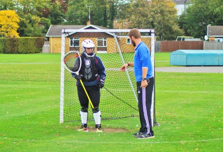 England Lacrosse Teachers' Coaching and Umpiring Award