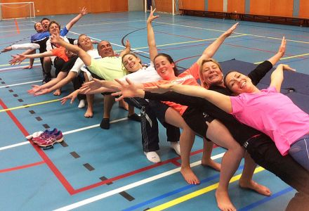 Teaching Gymnastics to Key Stage Two  (7–11 year olds)