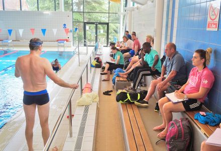 Teaching Children to Swim with Nick Gillingham