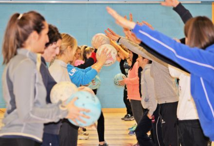 Tenth Annual National Prep Schools' Netball Coaching Conference