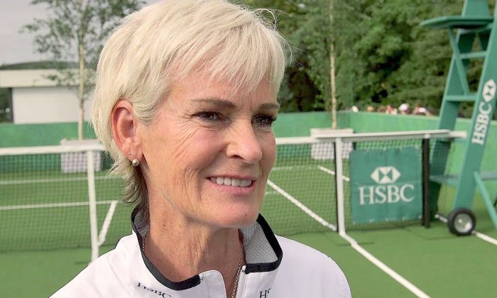 Teaching Tennis in Schools with Judy Murray