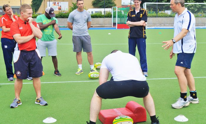 England Rugby Coaches' Association Membership Course